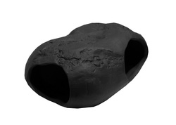 Камень укрытие с двумя отверстиями 18х13х8.5см