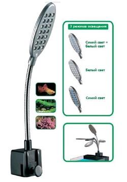Светильник LED аквариумный GLOXY Optic LED