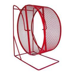 TRIXIE Беговое колесо для грызунов металл, 22 см, арт.61002