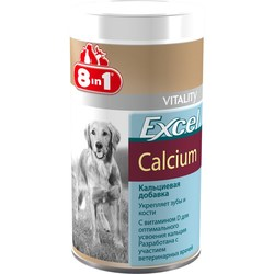 8in1 Calcium 1700 таблеток для собак и щенков (Excel Calcium) арт.115564