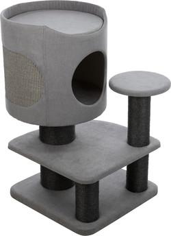 Трикси Домик для кошки Tazio XXL, 97 см, серый, арт. 44932