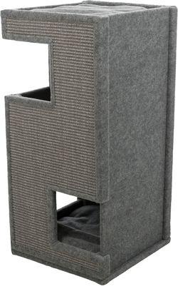 Трикси Домик-башня Gabriel, 78 см, серый, арт.44988