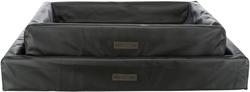 Трикси Лежак с бортиком Reмo Vital, искусственная кожа, 90х70 см, черный, арт.38300