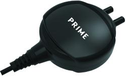 Пьезокомпрессор PRIME PR-AD-8000, 3,5Вт, 12 л/ч*2, двухканальный, глубина аквариума до 50см, абсолютно бесшумный
