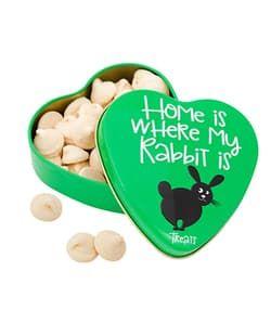 SK7200 SANAL для грызунов Heart tin Home 60г (Йогуртовые Дропсы + Вит. А, С, D3,Е)
