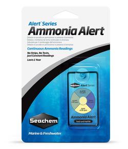 Тест для воды Seachem Ammonia Alert