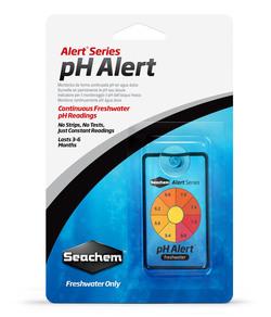 Тест для воды Seachem pH Alert