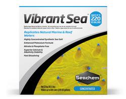 Смесь для приготовления морской воды Seachem Vibrant Sea  23кг (833л)