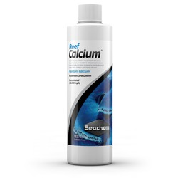 Добавка Seachem Reef Calcium 250мл