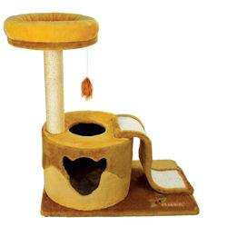 Триол Игровой комплекс для кошек Disney Simba, 690*450*800мм