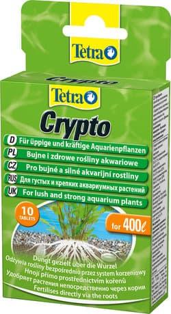 Tetra Удобрение для растений Crypto-Dunger 10табл на 400л