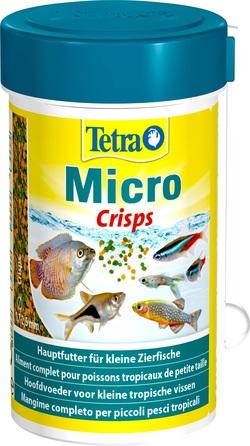 Корм для рыб TetraMicro Crisps 100мл микро чипсы