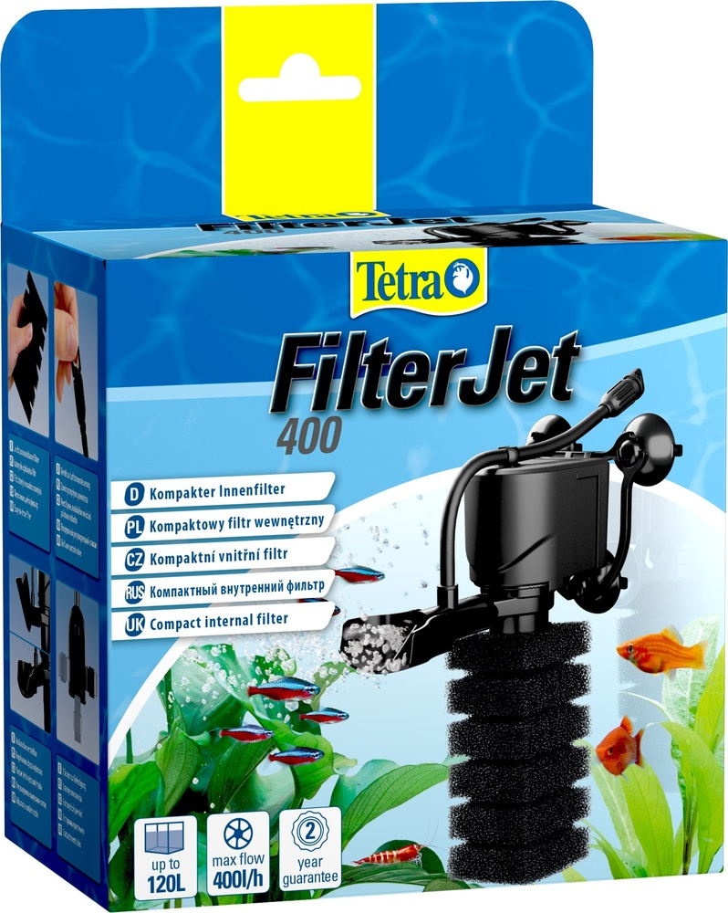 Фильтр внутренний Tetra FilterJet 400