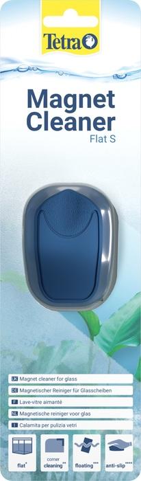 Скребок магнитный малый Tetra Magnet Cleaner Flat S