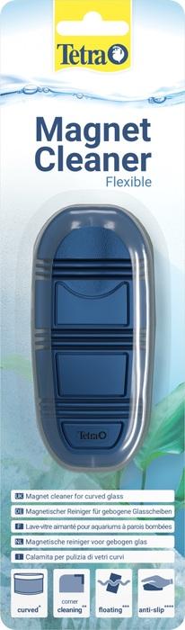 Скребок магнитный гибкий Tetra Magnet Cleaner Flexible