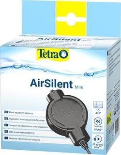 Tetra Компрессор-пьезо  AirSilent Mini для аквариумов 10-40л
