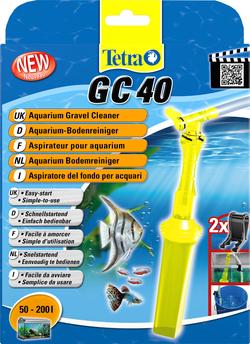 TETRA Сифон Tetratec GC40 средний для чистки аквариума