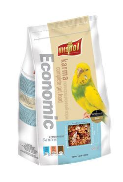 Vitapol Корм для волнистых попугаев ECONOMIC 1200г