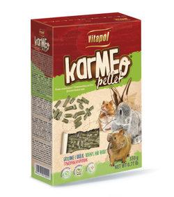 Vitapol Корм для грызунов и кроликов люцерна гранулированная KARMEO pellet 350 г, арт.1003
