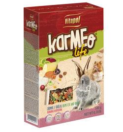 Vitapol Корм для хомяков и кроликов овоще-фруктовый KARMEO 340 г