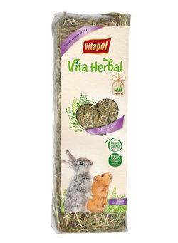 VITAPOL Сено для грызунов и кроликов 500 г
