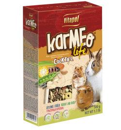 Vitapol Корм для грызунов и кроликов коктейль KARMEO 500г