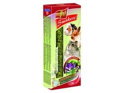 Vitapol Лакомство Smakers  для грызунов и кроликов с люцерной STANDARD 2 шт 110 г