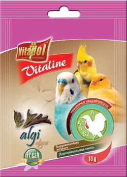 Vitapol Водоросли для птиц VITALINE 10г