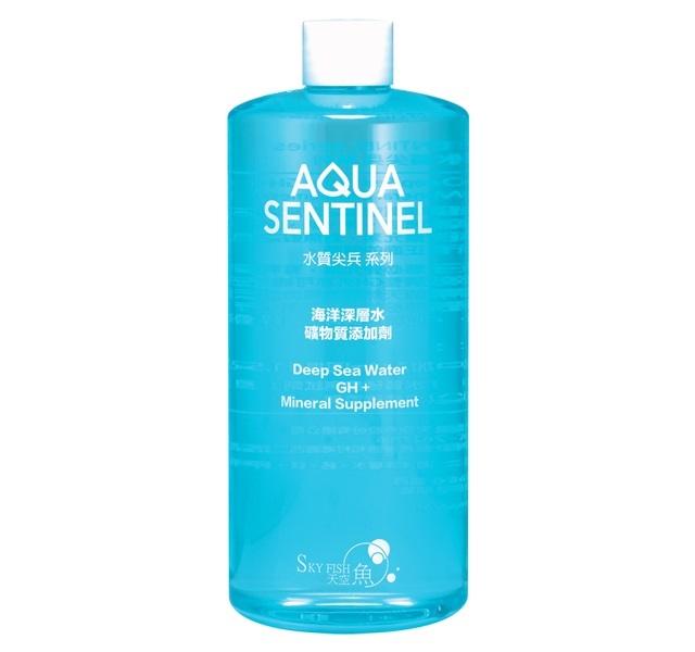 Иста Добавка минеральная AQUA SENTINEL GH + Deep Sea Water (соль для креветок) 500мл на 1250л, арт.141678