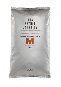 ADA Power Sand Advance M (6L)  - Супер питательный субстрат, обогащенный ADA Bacter 100 и ADA Clear