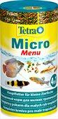 Корм для рыб TetraMicro Menu 100мл