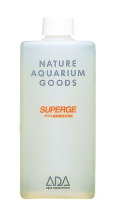 ADA Superge  жидкость для чистки стеклянных изделий 300 мл.